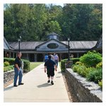 Welcome to The Jack Daniel's distillery!